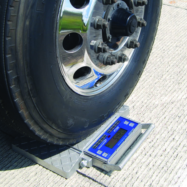 PT300™ Wheel Load Scales for Agriculture