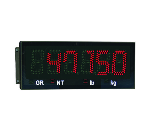 LED Remote Display for Agriculture Scales