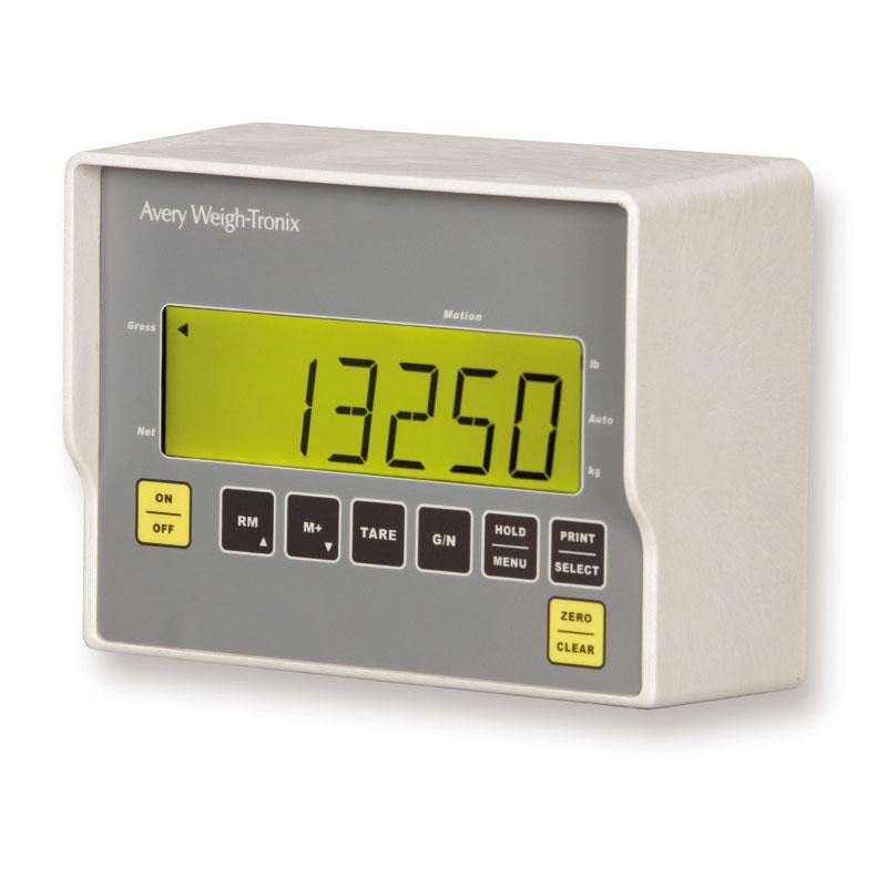 Avery Weight-Tronix 640m scale indicator