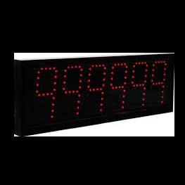 Central City scoreboard remote display